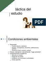 Didactica Del Estudio
