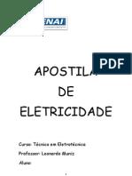 Apostila Eletricidade SENAI LAGES - Prof Leonardo Muniz