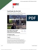 Last Hope for the Left | Prospect Magazine