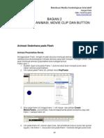 BAGIAN 2 Animasi Movie Clip Dan Button