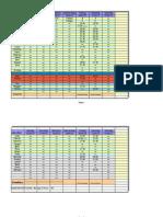 Dienstplan 16. April - 22. April 2012