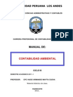 Manual ad Ambiental