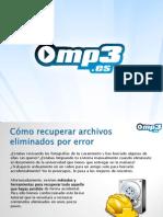 Recuva - Como recuperar archivos borrados - Mp3.es