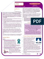 WEALTH - WIN Women's Health Policy Network Newsletter April 2012