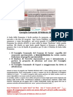 Munnezza La Nuova Organizzazione Nella Gestione Raccolta Rifiuti Isola Delle Femmine PDF