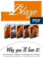 Mills & Boon Blaze  - Chapter Sampler