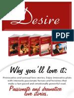 Mills & Boon Desire - Chapter Sampler