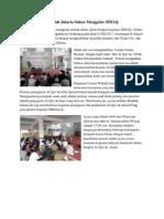 Wahdah Jakarta Sukses Menggelar SIMAQ