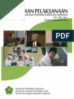 1PedomanPelaksanaanBantuanAkreditasi2011