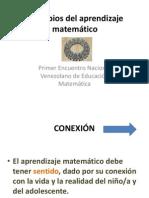 Principios Del Aprendizaje Matematico