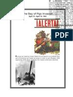 Cold War Timeline- Bay of Pigs Invasion (1953-1962)