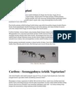 Caribou Adaptasi