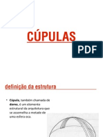 Mecânica Aplicada - Cúpulas