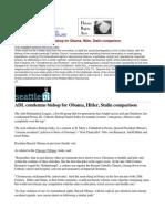12-04-20 ADL Condemns Bishop for Obama, Hitler, Stalin Comparison - The Robber Baron Revival Era