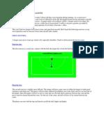 Spesifik Traning for Goalkeeper