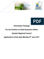 Information Package May 2011