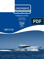 Marine Tech Catalogue 2012