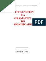 Wittgenstein e A Gramática do Significado