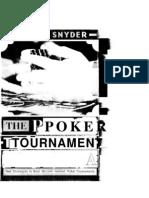 Arnold Snyder - Poker Tournament Formula I (OCR)