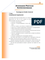 2012 1 Gestao Comercial 1 Comport Amen To Organizacional A2