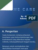 Materi Home Care New Bgt