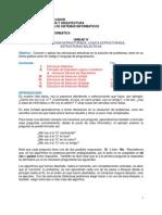 Unidad IV Estructuras Selectivas 2012