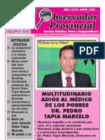 Observador Provincial - Marzo 2012