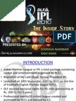 IPL-scam