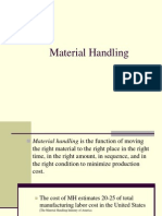 Final -Material Handling Lecture