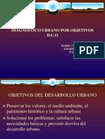 Desarrollo Urbano Por Objetivos