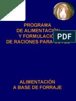 Curso Taller de Alimentación y Formulación de Raciones www.peru-cuy.com