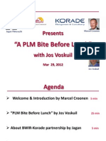 PLM Knowledge Presentation