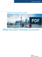 Mckinsey Meet the 2020 Consumer