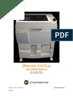 SOP ZPrinter 310 +