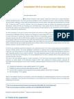 Dotazník Evropské komise k připravované směrnici o invazivních druzích