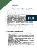 Uk00302- Topic 7 Nationalism