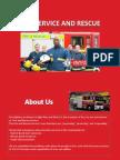 Fire and Rescue Service Presentation