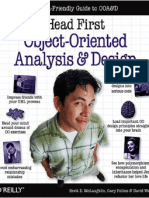Head First Object-Oriented Analysis and Design a Brain Friendly Guide to OOA&D