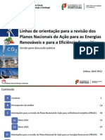 Energy Report Portugal
