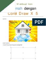 Membuat Rumah Dengan Corel x5