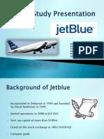 Final Ppt 4 April JetBlue