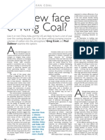 Env Finance Clean Coal July 05 G Cook +P Zakkour