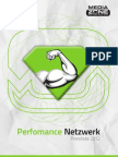 Preisliste Performance Mediazone