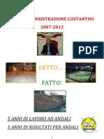 ANDALI 2007-2012