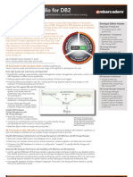 Db Power Studio for Db2 Datasheet