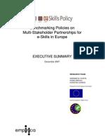 Mutlistakeholder Partnerships