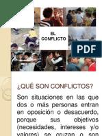 Los Conflictos y Su Negociacion