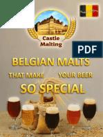 Castle Malting Brochure New