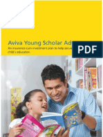 Aviva Young Scholar Advantage