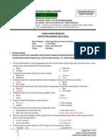 Soal Fix Ujian Tik Kls Ix 2012